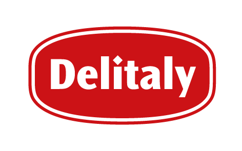 Delitaly International Food Retina Logo